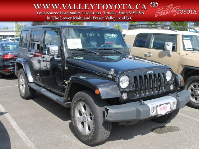 Pre-Owned 2015 Jeep Wrangler Unlimited Wrangler X