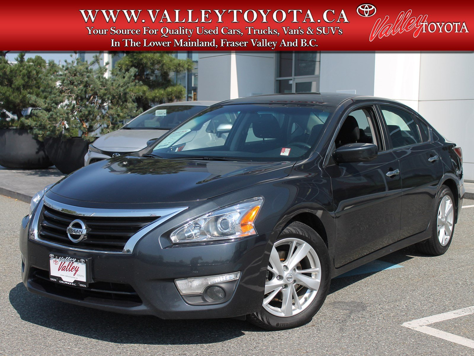 Pre Owned 2015 Nissan Altima 2.5 SV