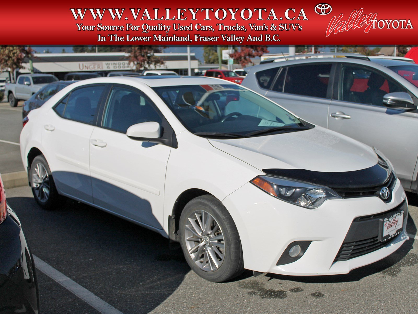 Pre Owned 2014 Toyota Corolla LE