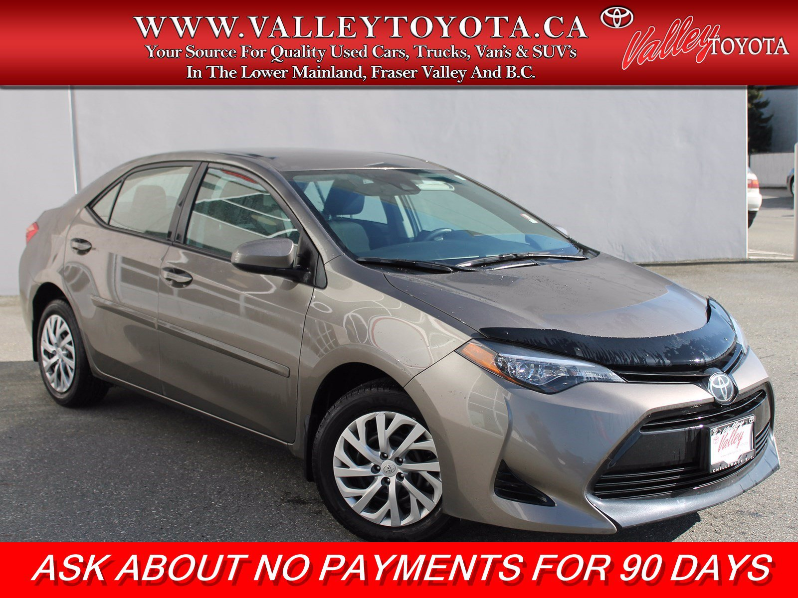 Certified Pre-Owned 2019 Toyota Corolla LE X-Service Car