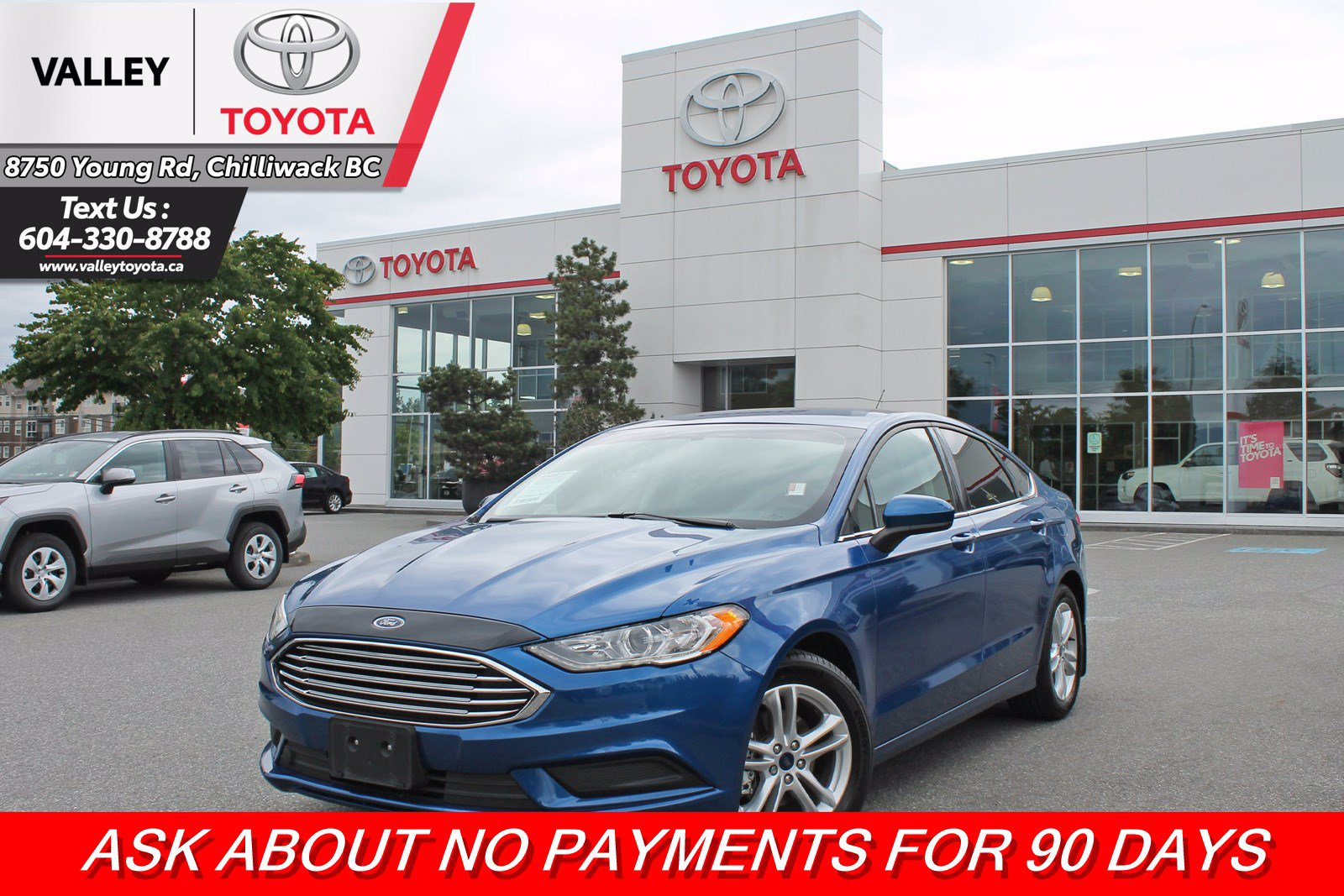 Pre-Owned 2018 Ford Fusion SE / NO ACCIDENTS / FUEL EFFICIENT