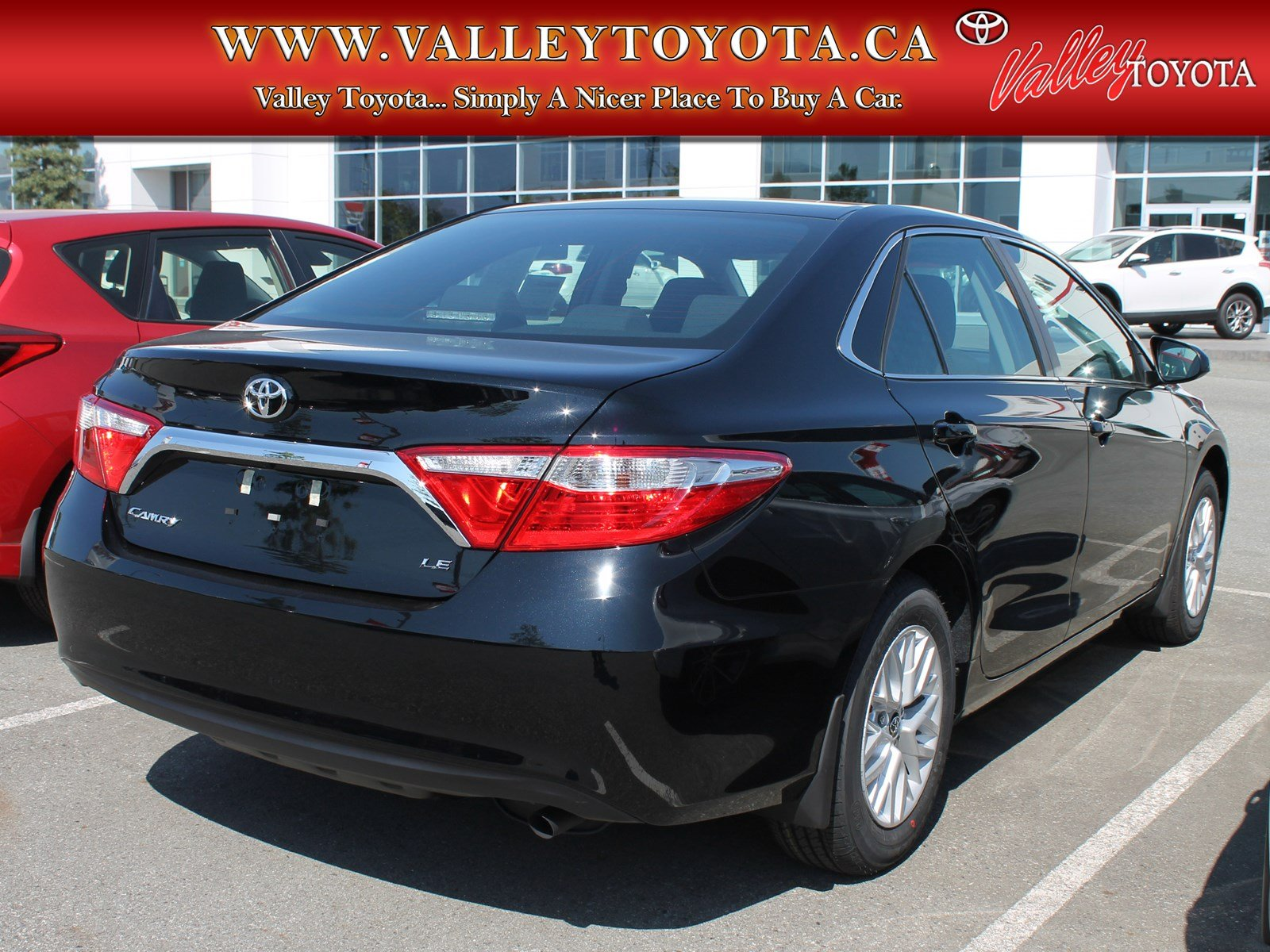 Pre Owned 2017 Toyota Camry Le 4dr Car In Chilliwack