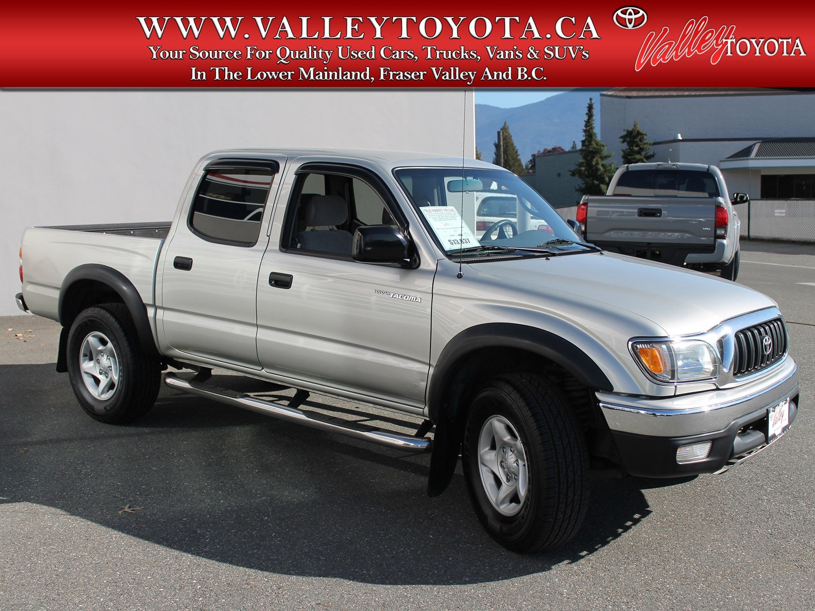 Pre Owned 2004 Toyota Tacoma Prerunner