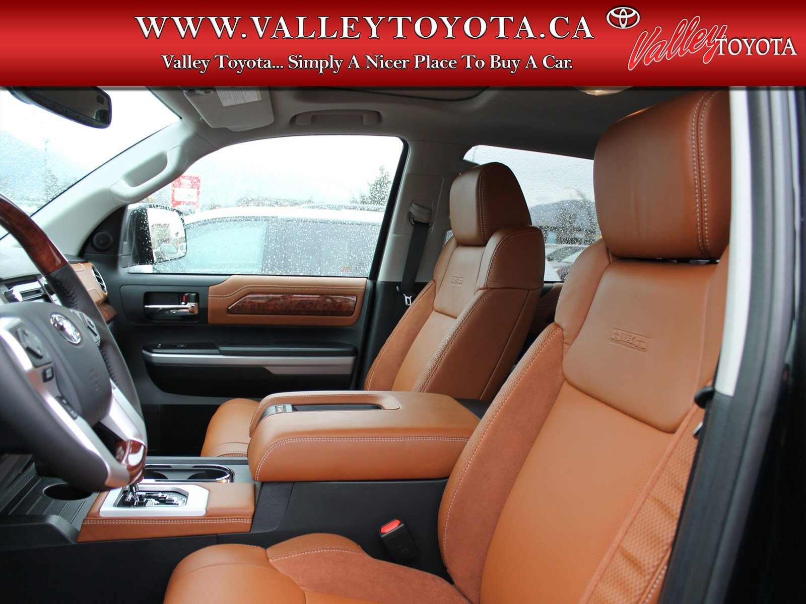 New 2018 Toyota Tundra Platinum 1794 Edition Double Cab In Chilliwack 1a17584 Valley Toyota