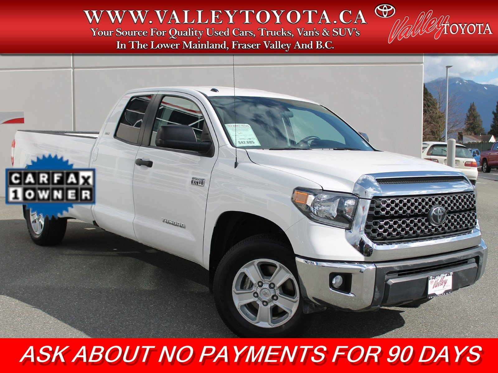 Certified Pre-Owned 2018 Toyota Tundra SR5 Plus Long Box