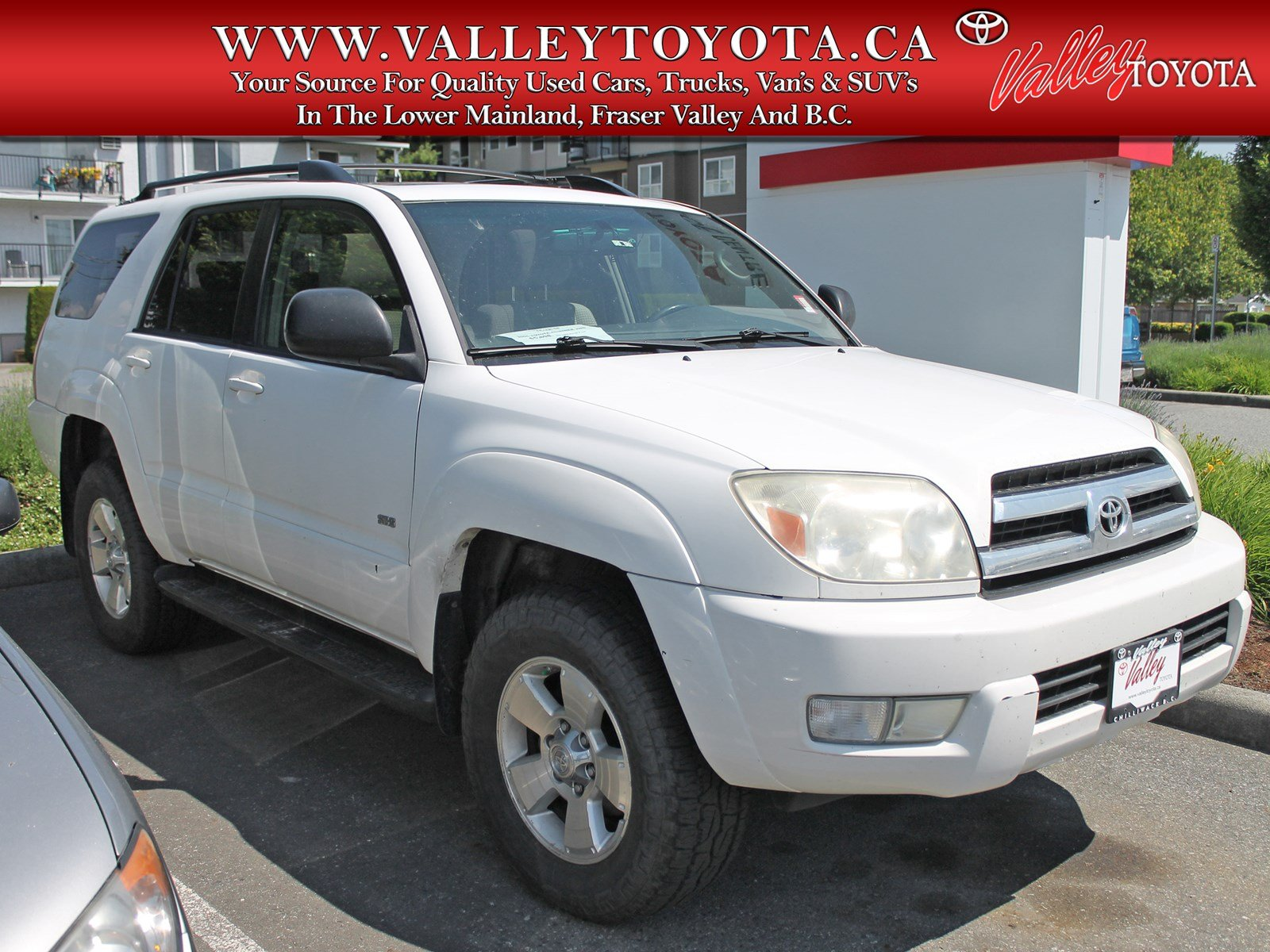 Pre-Owned 2005 Toyota 4Runner 2WD Fixer-Upper