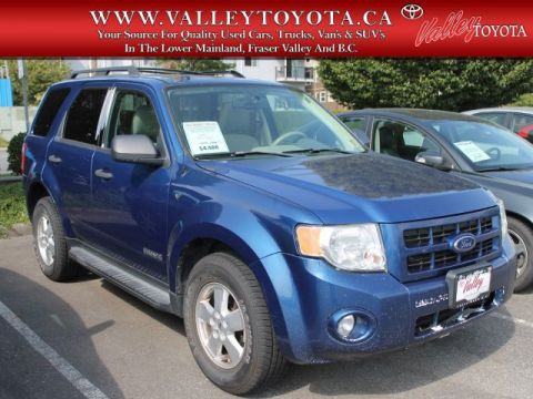 Pre-Owned 2008 Ford Escape XLT Fixer-upper