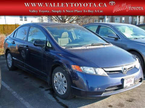 Pre-Owned 2006 Honda Civic DX-G Fixer-Upper