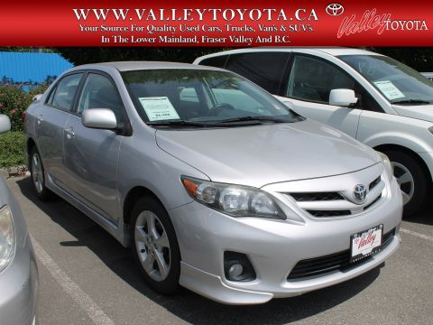 Pre-Owned 2011 Toyota Corolla S Fixer Upper