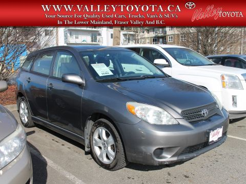 Pre-Owned 2005 Toyota Matrix XR Fixer-Upper
