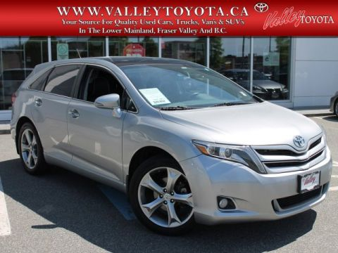 Pre-Owned 2015 Toyota Venza Limited V6 AWD