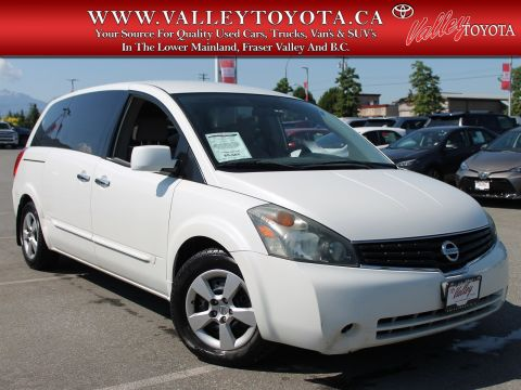 Pre-Owned 2007 Nissan Quest SE Fixer-Upper