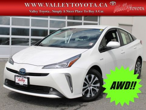 Toyota Prius in Chilliwack, BC | Valley Toyota