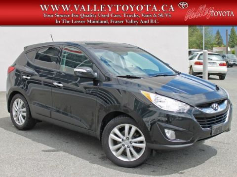 Pre-Owned 2012 Hyundai Tucson Limited AWD